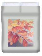 Among The Leaves Duvet Cover