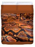 Anaconda Duvet Cover