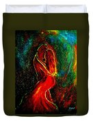 And They Danced Duvet Cover