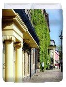 Angel Hotel, Bury St Edmunds Duvet Cover