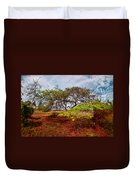Animal Reserve Of Cuare Duvet Cover