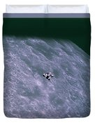 Apollo Mission 16 Duvet Cover