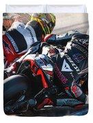 Aprilia Racing Team Gresini Duvet Cover