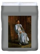 Archbishop Diomede Falconio Duvet Cover