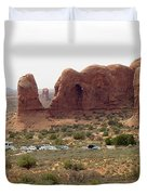 Arches National Park 23 Duvet Cover