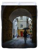Arco De Los Blanco Cadiz Spain Duvet Cover