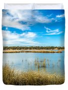 Arizona Riparian Preserve  #4 Duvet Cover
