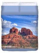 Arizona-sedona-red Rock State Park Duvet Cover