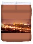 Arno River Florence Italy Duvet Cover