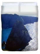 Arranmore Island, County Donegal Duvet Cover