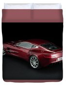 Aston Martin One-77 Duvet Cover