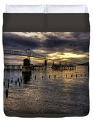 Astoria-megler Bridge 5 Duvet Cover