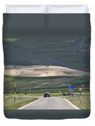Parko Nazionale Dei Monti Sibillini, Italy 11 Duvet Cover