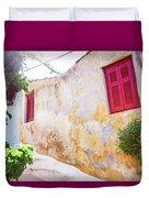 Athens, Greece Duvet Cover