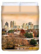Atlanta - Georgia - Usa Duvet Cover