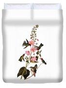 Audubon: Hummingbird Duvet Cover