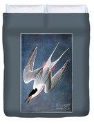 Audubon: Tern Duvet Cover