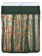 Autumn Forest Duvet Cover