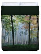 Autumn Frame Duvet Cover