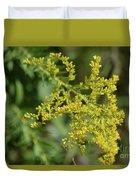 Autumn Goldenrod  Duvet Cover