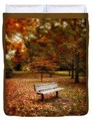 Autumn Splendors Duvet Cover
