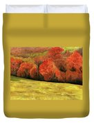 Autumn Splendor Duvet Cover