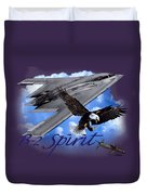 B-2 Spirit Duvet Cover