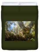 Babe In The Woods Duvet Cover