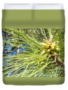 Baby Pine Cone Duvet Cover
