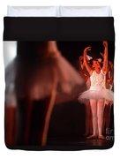 Ballet Performance  Duvet Cover