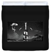 Balloons And Surrealism 2 Duvet Cover
