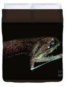 Barbeled Dragonfish Duvet Cover