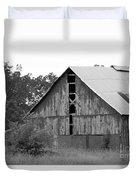 Barn In Kentucky No 70 Duvet Cover