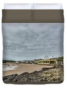 Barry Island Duvet Cover