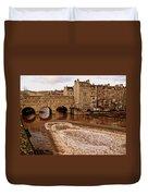 Bath England United Kingdom Uk Duvet Cover