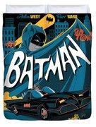 Batman Art Duvet Cover
