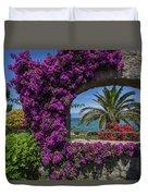 Beautiful Ischia Duvet Cover