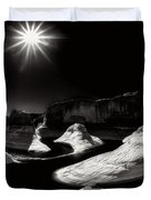 Beautiful Lake Powell Duvet Cover