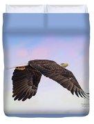 Beauty In Flight Duvet Cover