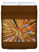 Beneath The Canopy Duvet Cover