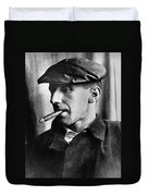 Bertolt Brecht (1898-1956) Duvet Cover