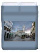 Bethlehem - Al Madbasa Street Duvet Cover