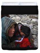 Bhutan Duvet Cover