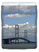 Big Bridge Duvet Cover