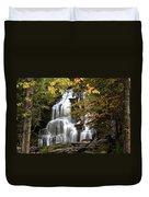 Bijoux Falls In Beautiful British Columbia Duvet Cover