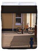 Bike Duvet Cover
