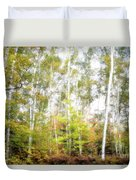 Birch Forest Duvet Cover