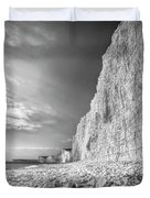 Birling Gap And Seven Sisters Duvet Cover