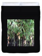 Black Bamboo Duvet Cover