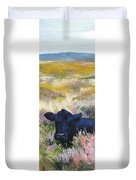 Black Cow Dartmoor Duvet Cover